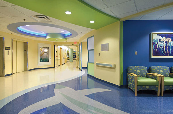 Pediatric Hospital, Dayton, Ohio